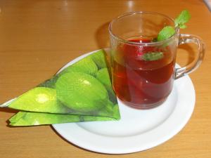 Detoxdags med te