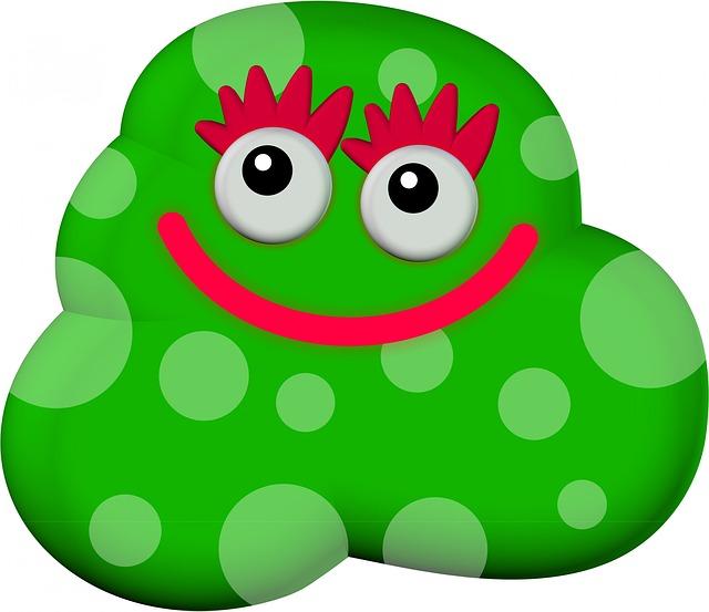 glad bakterie