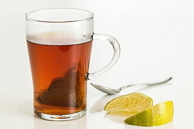 Rensa tarmen med detox te